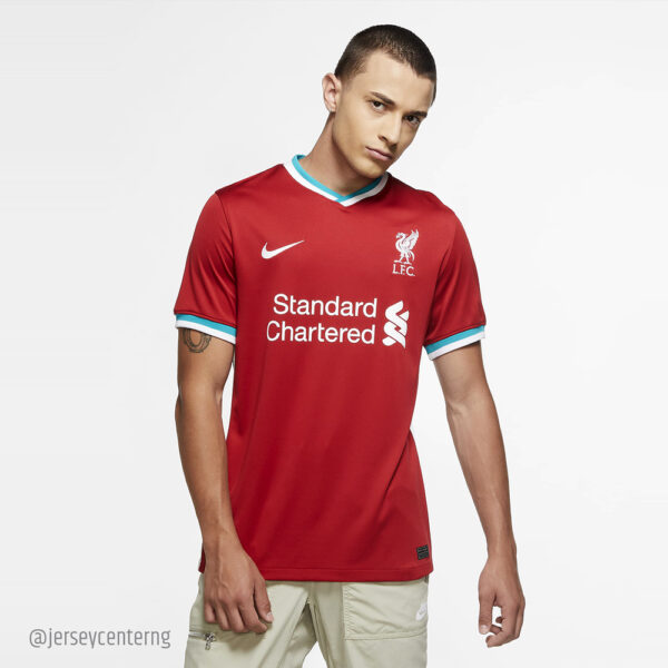 Liverpool Home Jersey 2020 2021